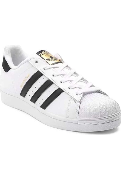 Adidas Superstar C77124 Spor Ayakkabı Siyah