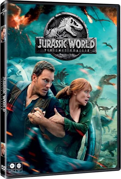 Jurassıc World: Yıkılmış Krallık Dvd