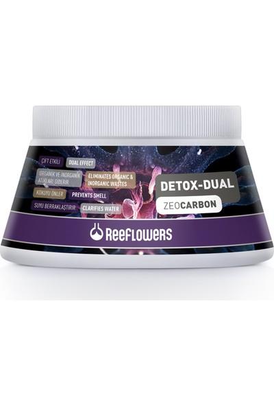 ReeFlowers Detox Dual Zeo Carbon 500 ml 360 gr