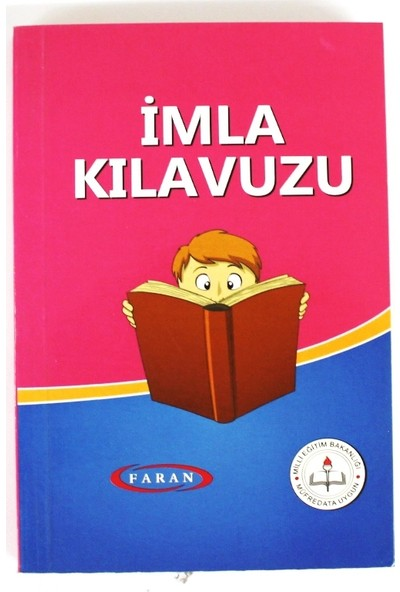 İmla Klavuzu Faran Yayınları 320 Yaprak