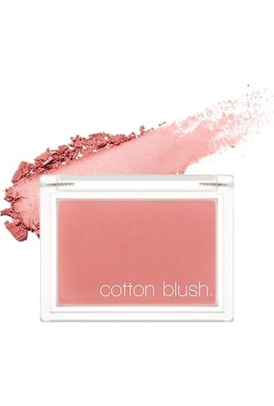 Missha Cotton Blusher (Vintage Robe)