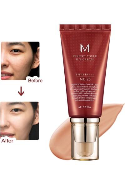 Missha M Perfect Cover BB Cream No: 25