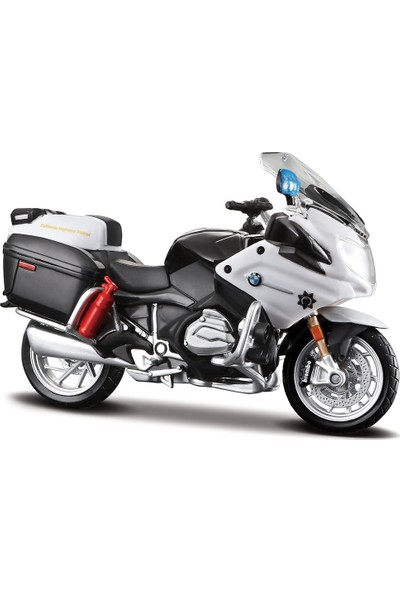 Maisto Desion Bmw R1200 Rt 1:18 Siyah Model Motorsiklet