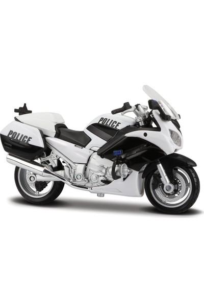 Maisto Desion Yamaha Fjr1300A 1:18 Model Motorsiklet