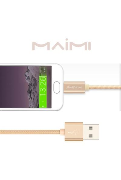 Maimi MX-23 Micro Android Data Şarj Kablosu - 2 m