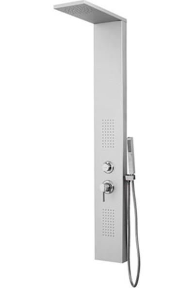 Newarc - İdea Duş Paneli Gri 440493