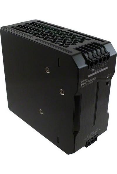 Omron S8Vk C24024 24V Dc 10A Ray Tipi Güç Kaynağı