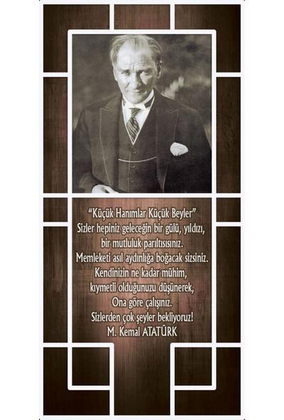 Renkselart Atatürk Kapı Giydirme