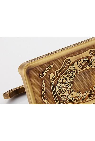 Hedi'S Cep Telefonu Raflı Antik Tuvalet Kağıdı Tutucu
