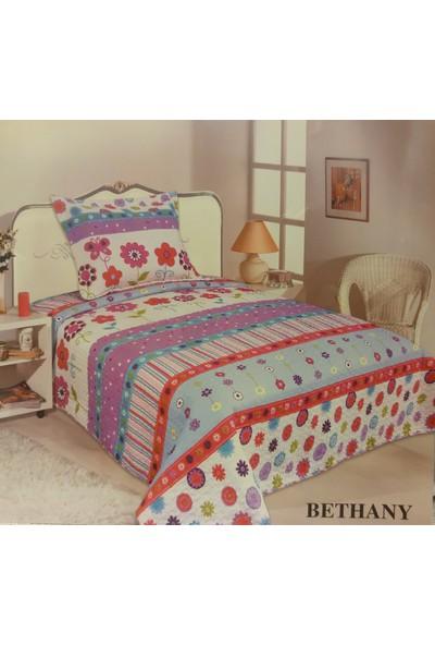 Magic Home Bethany Tek Kişilik Yatak Örtüsü