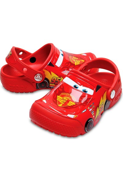 Crocs Fun Lab Cars 3 Movie Clog