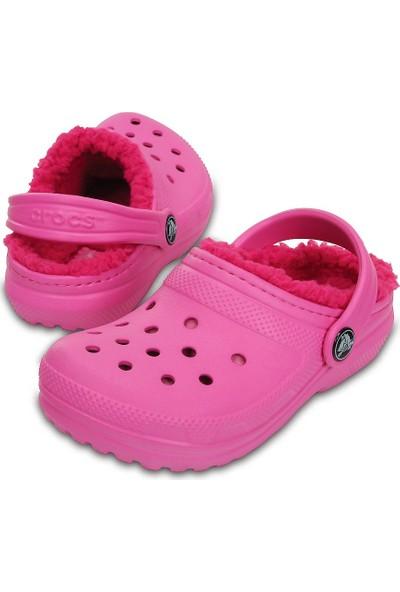 Crocs Classic Lined Clog Çocuk