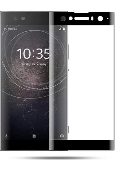 Teleplus Sony Xperia XA2 Tam Kapatan Cam Siyah