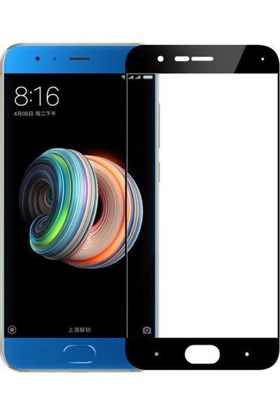 Teleplus Xiaomi Mi Note 3 Tam Kapatan Cam Ekran Koruyucu Siyah
