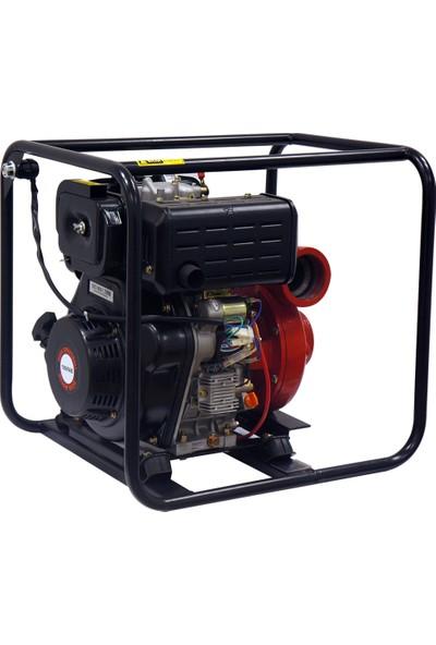 Palmera Pa-Hp80Dıe Yüksek Basınçlı Dizel Su Motoru