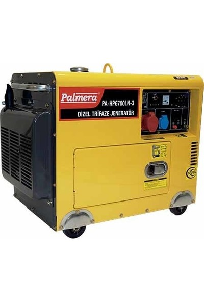Palmera Pa-Hp6700Ln-3 Dizel Jenaratör