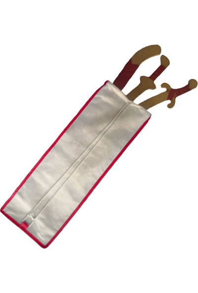 Evmodek Diriliş Ertugrul Oyuncak Tahta Set 2 2'li Zülfikar Kılıç