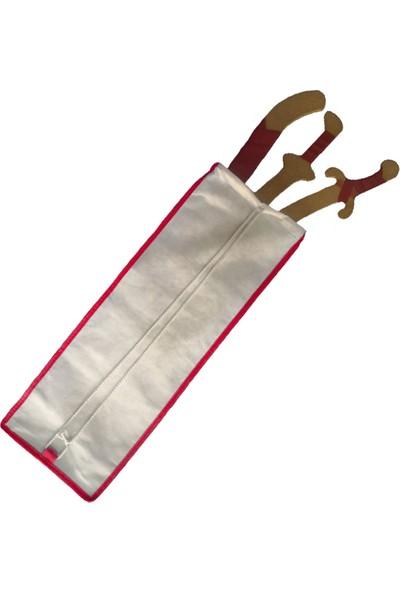 Evmodek Diriliş Ertugrul Oyuncak Tahta Set 4 Balta Kılıç