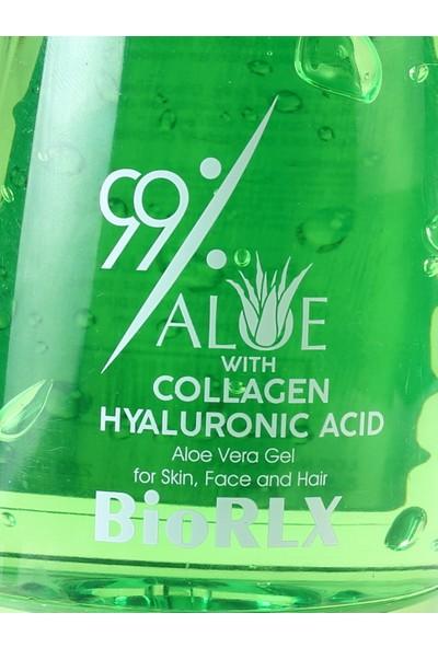 Biorlx Collagen Hyaluronic Acid Aloe Vera Gel 250 ml