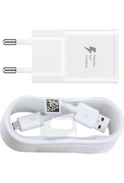 BN Samsung Hızlı Micro USB Şarj Aleti 1.5 m Kablo + Adaptör Set