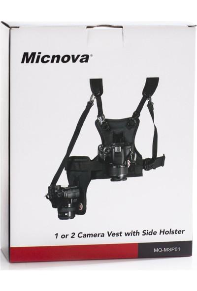 Micnova Mq-Msp01 Multi Camera Carrier Çiftli Aski