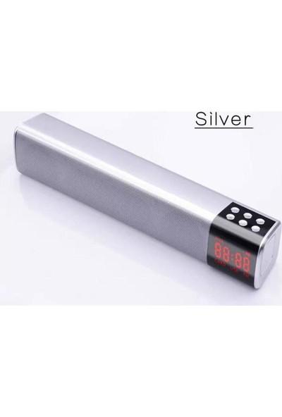 Concord C-791 Mini Sound Bar Bluetooth Hoparlör Bataryalı USB, Aux, SD
