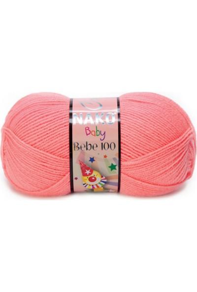 Nako Baby 100 11157 Örgü İpi