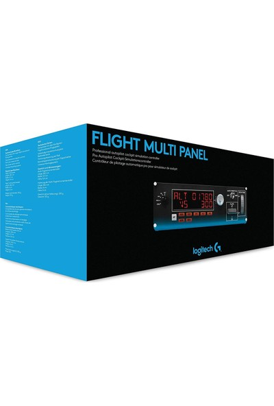 Saitek PC Pro Flight Multi Panel PZ70
