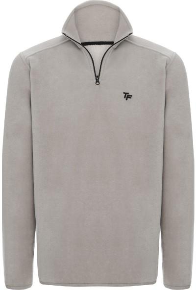 Thermoform Polar Erkek Yarım Fermuar Sweatshirt