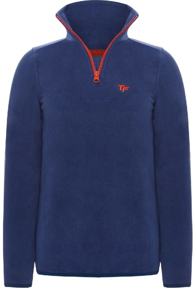 Thermoform Polar Kadın Yarım Fermuar Sweatshirt