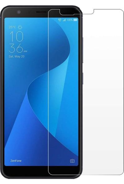 Case 4U Asus Zenfone Max Plus Nano Cam Ekran Koruyucu