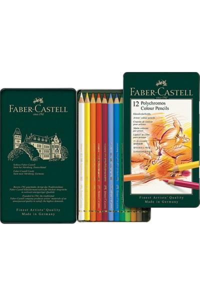 Faber-Castell P.chromos Boya K. 12 Renk