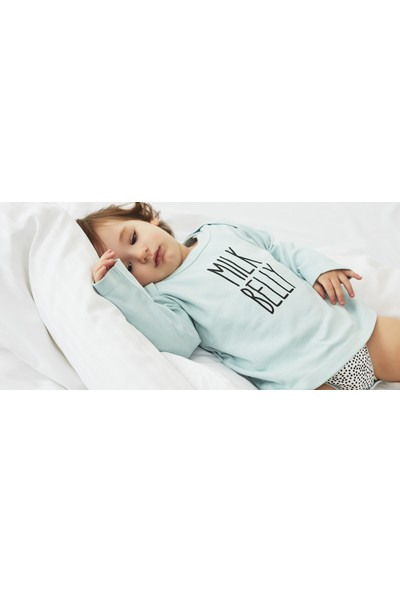 Miela Kids Milk Belly Sweatshirt
