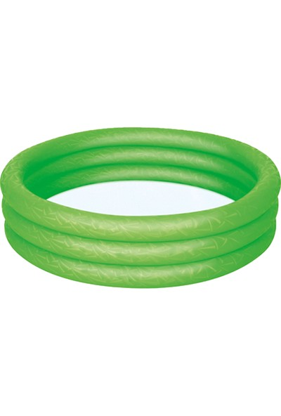 Bestway 122*25 3H Renkli Çocuk Havuzu W51025 Yeşil