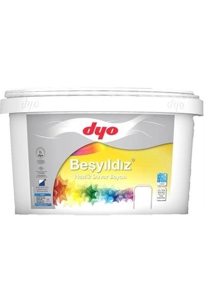 Dyo Beşyıldız Plastik İç Cephe Boyası 7.5 Lt (10 Kg)