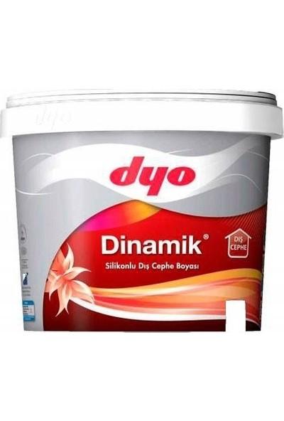 Dyo Dinamik Silikonlu Dış Cephe Boyası 2.5 Lt