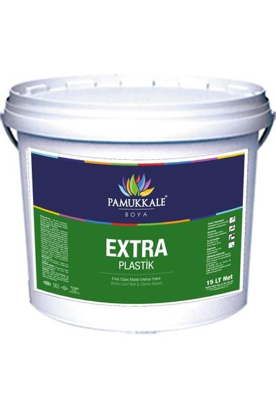 Pamukkale Extra Plastik İç Cephe Duvar Boyası 3.5 Kg
