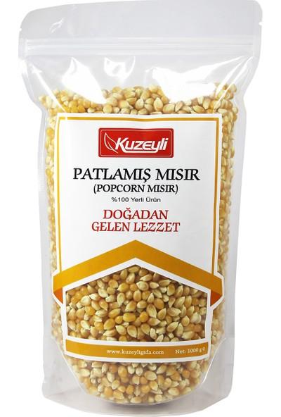 Kuzeyli Gıda Patlayan Mısır - Popcorn Yerli 1 kg