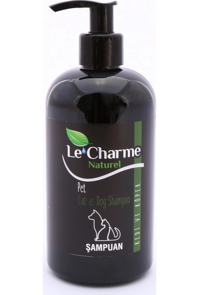 Le Charme Naturel Pet Şampuan Neem Yağlı