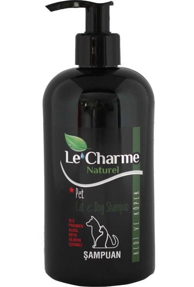 Le Charme Naturel Pet Şampuanı Free Sls