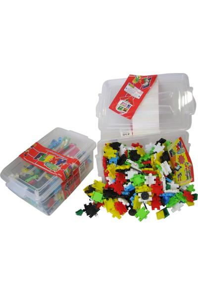 Matrax Oyuncak 250 Parça Flexy Tangles® - P. Kapta
