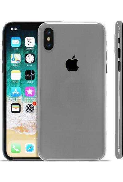 Grafityp Apple iPhone X Nardo Gri Koruyucu Telefon Kaplaması
