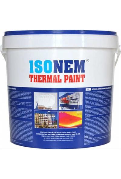İsonem Thermal Paint Isı Yalıtım Boyası 10 Lt