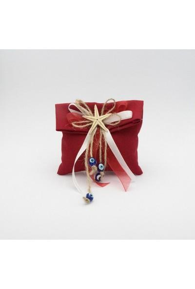 Beyaz Düşler Sokağı-Kına Şekeri-NL2218K (25 Ad)/Kına ve Lavantalı Kumaş Kese