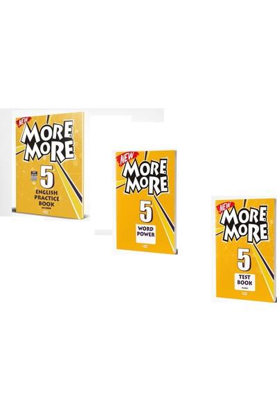 Kurmay Yayınları 5 Sınıf More More 3 Lü Set