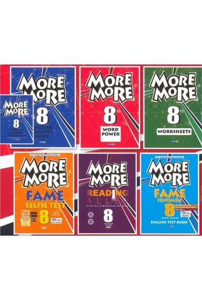 Kurmay Yayınları More And More 8 Sınıf 6 Lı Set