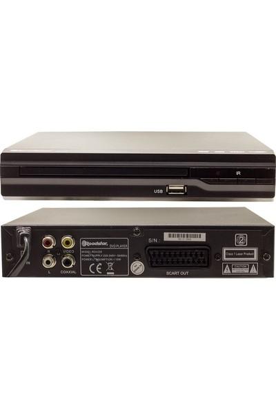 Roadstar Rdv 225 Usb Li Dvd Divx Player Oynatıcı