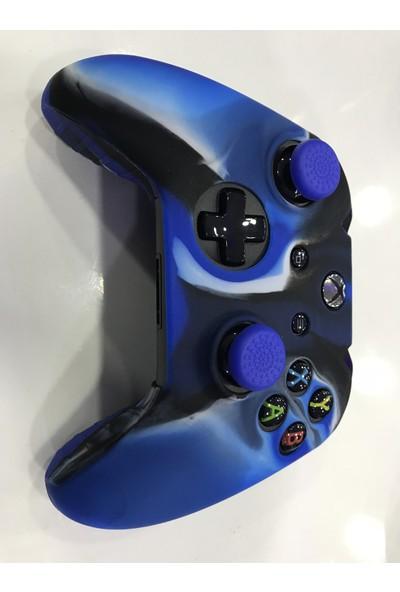 Kontorland Xboxone Gamepad Silikon Koruma Kılıf Ve Analog Koruyucu Başlık