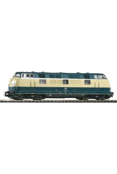 Pi̇Ko 52604 1/87 Br 221 Diesel Blue/Beige Db Iv Sound