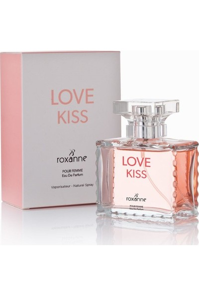 Roxanne Love Kiss Edp 100 ml Kadın Parfüm